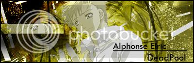 Todas mis firmas AlphonseElric