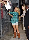 [Photos] Hayden Panettiere attending the Jimmy Kimmel Show (Oct. 1st 09) Th_0005