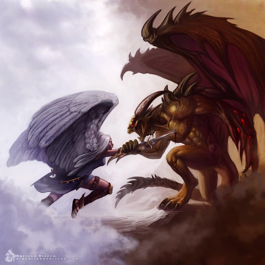 Angels vs demons PossibleAngelsVSDemons2