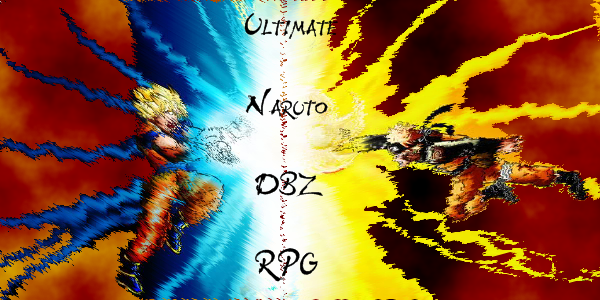 Ultimate DBZ Naruto RPG