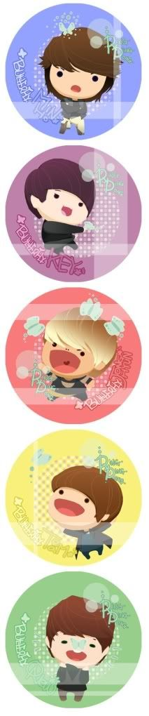 SHINee cute fan art 1270624768222154652