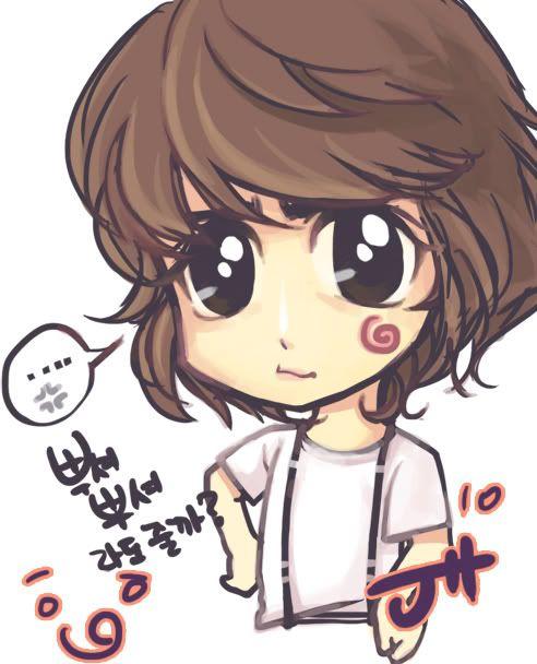 SHINee Cute Fanarts B9cec8a3b3abbcadnakisar