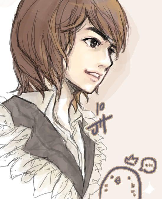 SHINee Cute Fanarts C4deb9e9nakisarum