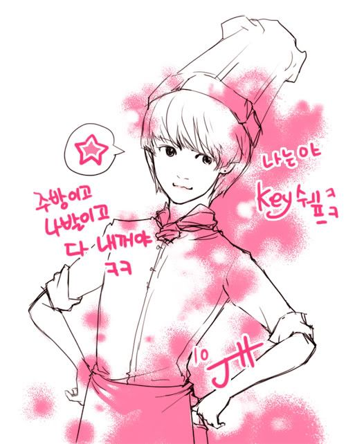 SHINee Cute Fanarts C5b0b3abbcadnakisaru