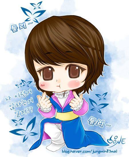 SHINee Fanart II Ffcopyjungmin87mal002