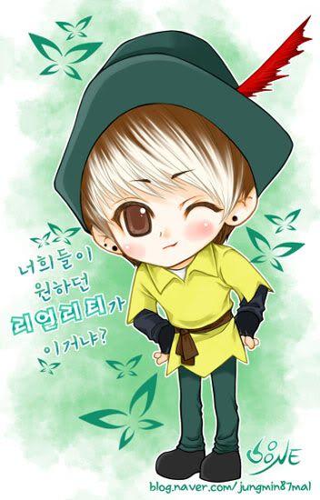 SHINee Fanart II Ffcopyjungmin87mal003