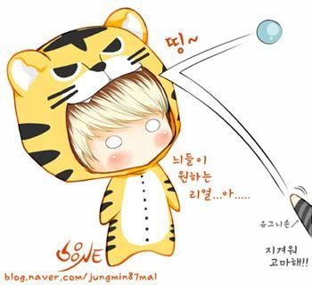 SHINee Fanart II Jungmin87mal