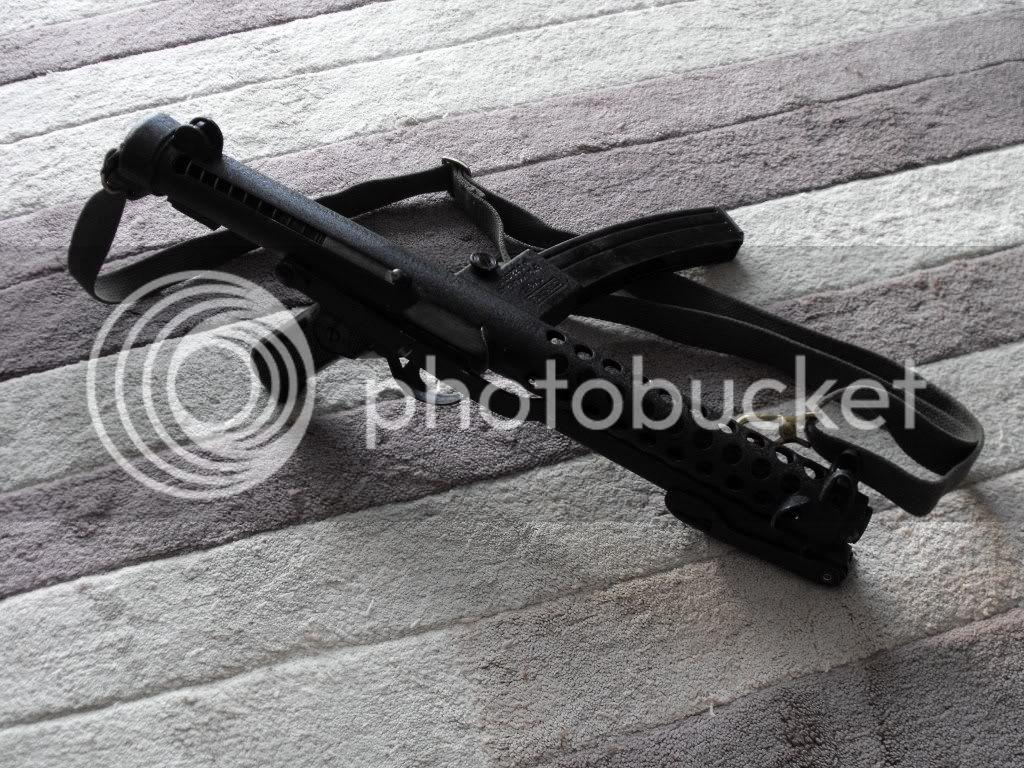 Sterling Mark IV L2A2 DSCF1507