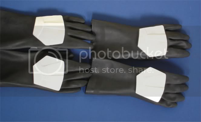 Regular Style Hand Plates in ANH Gloves_group