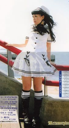 Lolita Fashion Sailor1