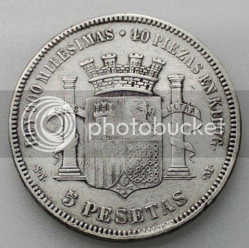 5 pesetas 1870 resello Azores. ¿Falsa? _12%201_zpsoolqn9re