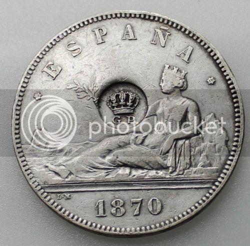 5 pesetas 1870 resello Azores. ¿Falsa? _12_zpsmrg3h7pg