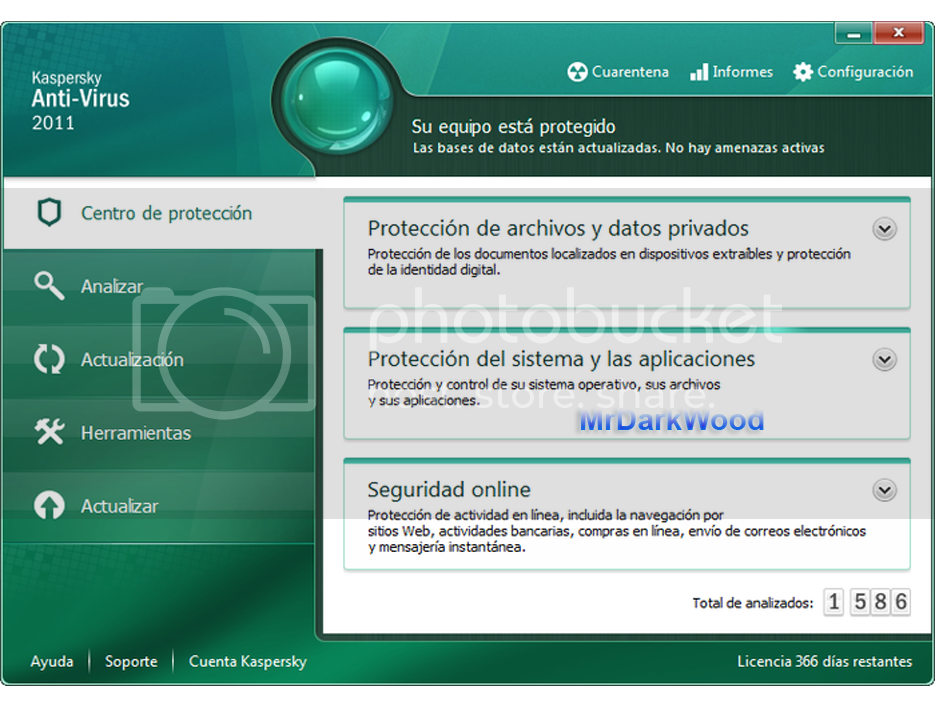 Kaspersky Anti-Virus 2011 11.0.2.556 KasperskyScreen