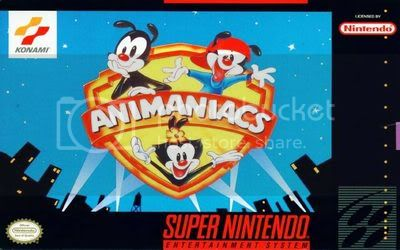 [Portable] Animaniacs [Super Nintendo] AnimaniacsUSNovember1994front-1