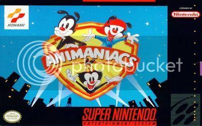 Los Mejores 100 juegos de Super Nintendo en Portables PC AnimaniacsUSNovember1994front-1