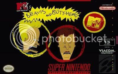 Los Mejores 100 juegos de Super Nintendo en Portables PC BeavisandButt-headUSNovember1994front-1