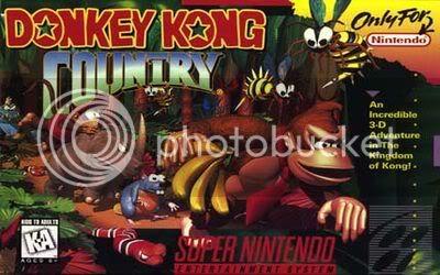 Los Mejores 100 juegos de Super Nintendo en Portables PC DonkeyKong_Country