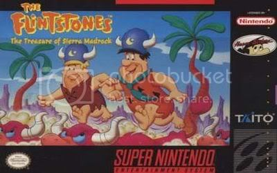 Los Mejores 100 juegos de Super Nintendo en Portables PC FlintStonestreasure