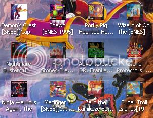 Los Mejores 100 juegos de Super Nintendo en Portables PC IconosSnesportablesICR