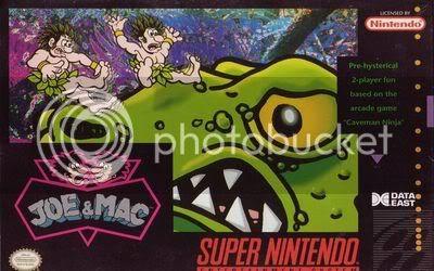 Los Mejores 100 juegos de Super Nintendo en Portables PC JoeMac1_front