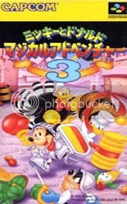 Los Mejores 100 juegos de Super Nintendo en Portables PC Mickey_Donald_Magical_3