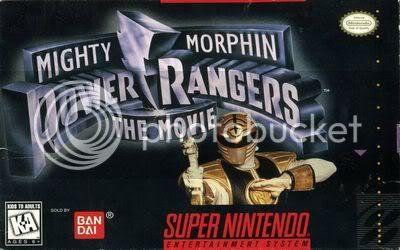 Los Mejores 100 juegos de Super Nintendo en Portables PC MightyMorphinPowerRangersTheMovieUSJune1995_front