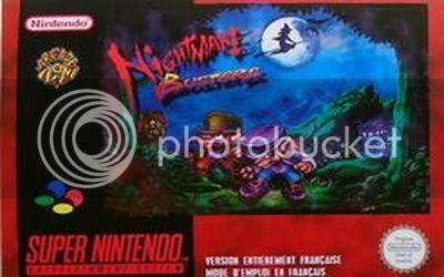 Los Mejores 100 juegos de Super Nintendo en Portables PC Nightmare_UnreleasedSnesGameFotoFake