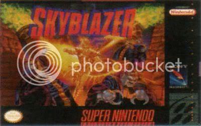 Los Mejores 100 juegos de Super Nintendo en Portables PC SkyblazerUSJanuary1994_front-1