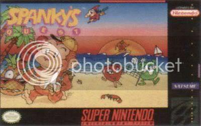 Los Mejores 100 juegos de Super Nintendo en Portables PC SpankysQuestUSJuly1992_front