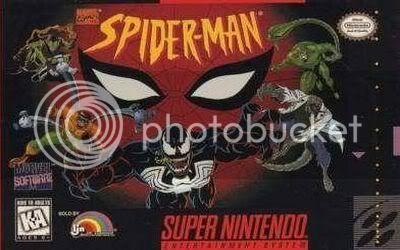 Los Mejores 100 juegos de Super Nintendo en Portables PC Spider-ManUSFebruary1995front