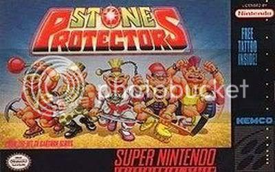 Los Mejores 100 juegos de Super Nintendo en Portables PC StoneProtectorsSNES