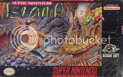 Los Mejores 100 juegos de Super Nintendo en Portables PC SuperAdventureIslandUSApril1992_front-1