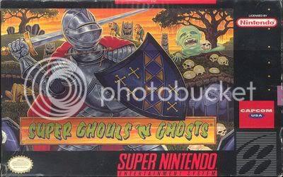 Los Mejores 100 juegos de Super Nintendo en Portables PC SuperGhostNGhouls