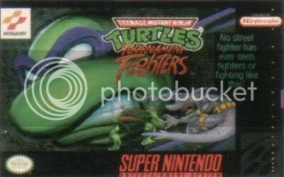 Los Mejores 100 juegos de Super Nintendo en Portables PC TMNT51-2