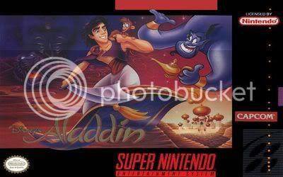 Los Mejores 100 juegos de Super Nintendo en Portables PC Aladdinnoviembre1993front
