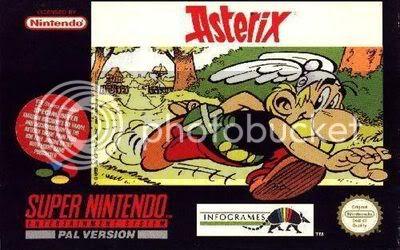 Los Mejores 100 juegos de Super Nintendo en Portables PC Asterix