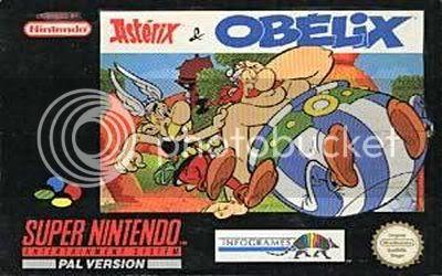 Los Mejores 100 juegos de Super Nintendo en Portables PC Asterixobelix