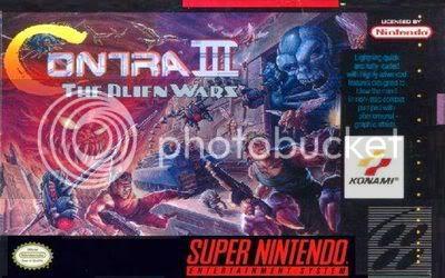 Los Mejores 100 juegos de Super Nintendo en Portables PC Contra-iii-the-alien-wars-snes