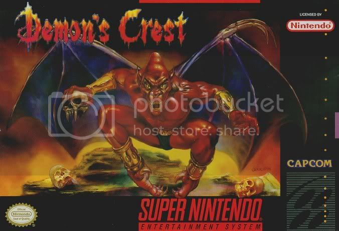 Demon´s Crest OST [SNES] Demons-crest-cover-1