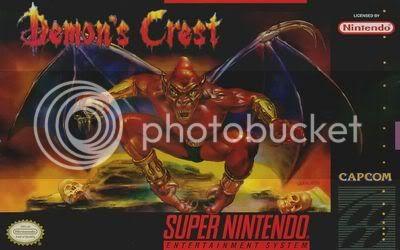 Los Mejores 100 juegos de Super Nintendo en Portables PC Demons-crest-cover