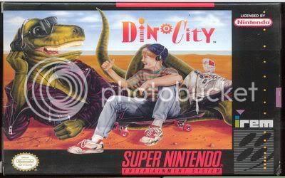 Los Mejores 100 juegos de Super Nintendo en Portables PC DinocitySNES-1