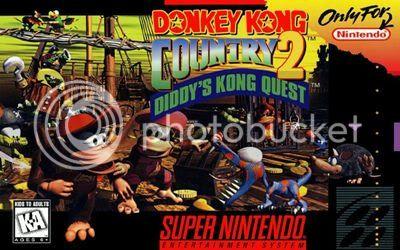 Los Mejores 100 juegos de Super Nintendo en Portables PC Donkeykong2_snes