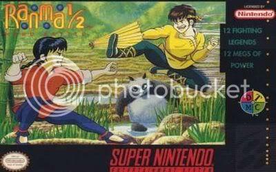 Los Mejores 100 juegos de Super Nintendo en Portables PC Ranma_cover-1
