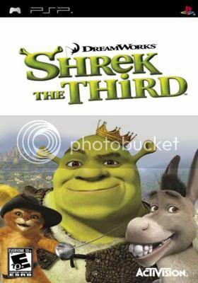 [PSP] Shrek The Third [CSO] Shrek-3-psp-1