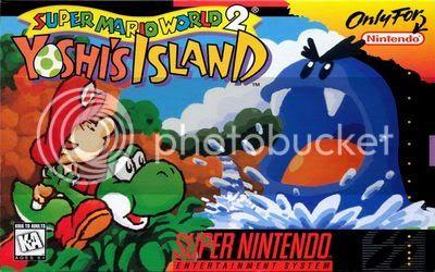 Los Mejores 100 juegos de Super Nintendo en Portables PC Yoshi20island20box