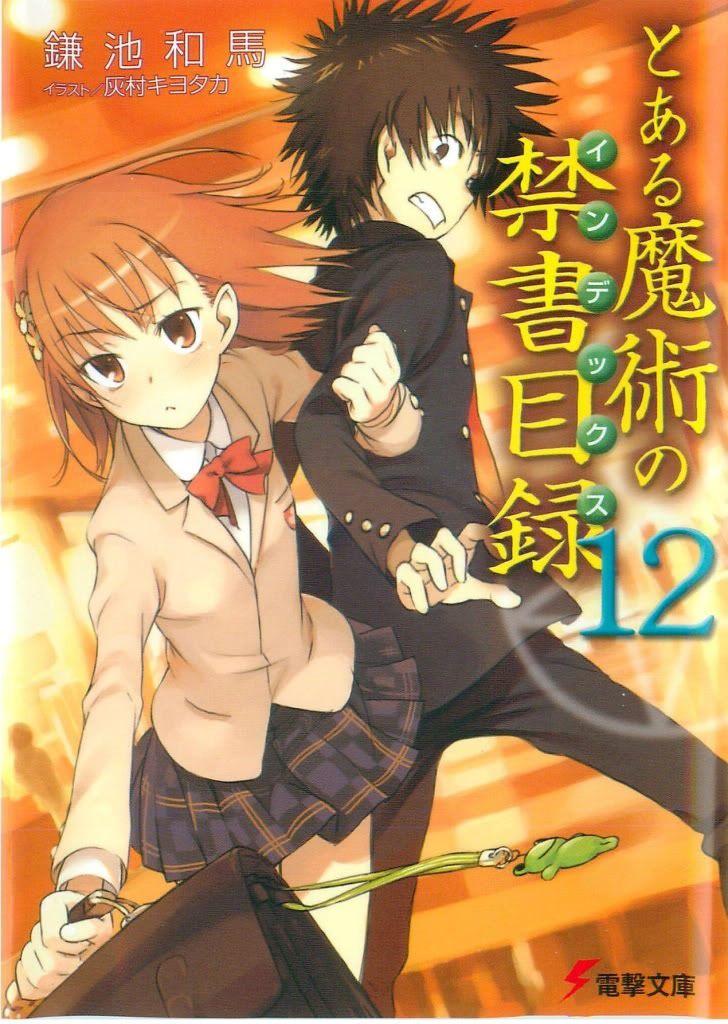 [Light Novel]Toaru Majutsu no index Volume12