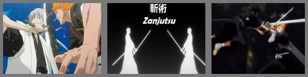 Bleach, un poco de info Zanjutsu