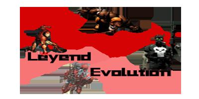 X-men: Leyend evolution  - Portal Logo3