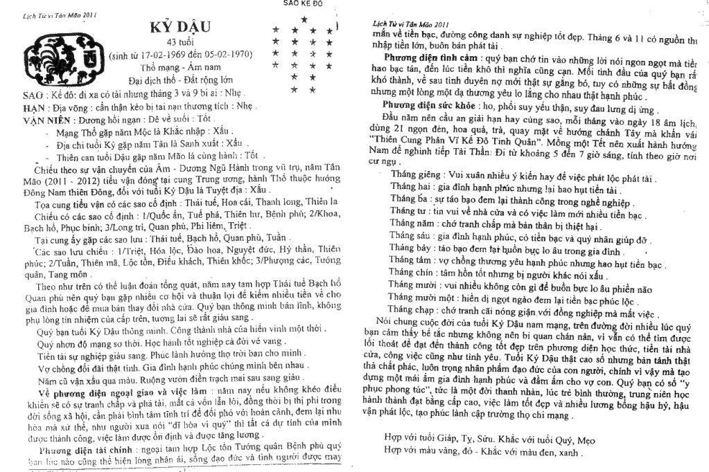 Tử Vi Tân Mão 2011 - Page 2 KyDau_nam