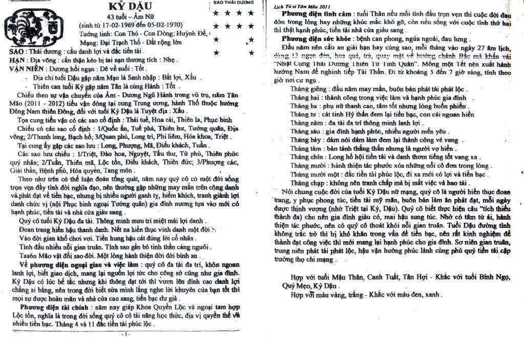 Tử Vi Tân Mão 2011 - Page 2 KyDau_nu